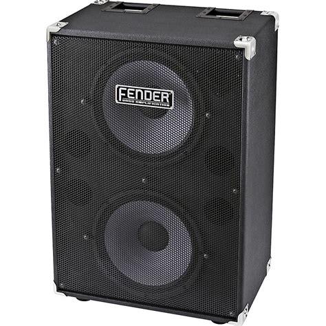 Fender Bassman Cabinet 2x15 Dimensions by Fender 215 Pro 2x15 Bass Speaker Cabinet Musician S Friend