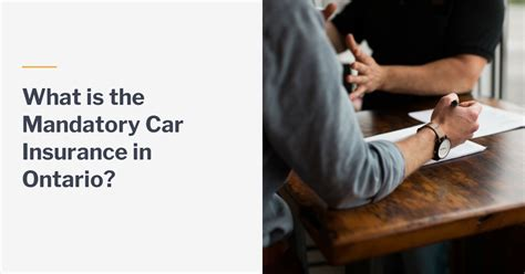 On the average auto policy of $1,600 a year, it would cost around $32 to $112. What is the Mandatory Car Insurance in Ontario, Canada