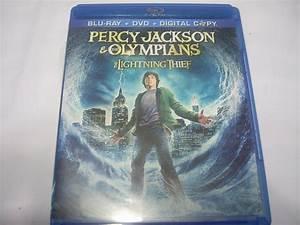 Percy Jackson & the Olympians: The Lightning Thief (Blu ...