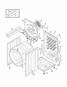 33 Frigidaire Affinity Dryer Parts Diagram