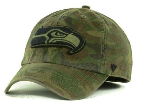 brand woodland camo seahawks hat super bowl xlviii