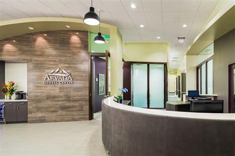 dental office front desk design arvada dental center dental office design by