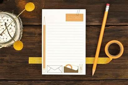 Desktop Desk Wallpapers Notebook Notepad