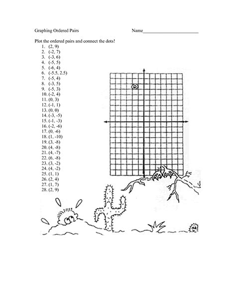 8 Best Images Of Coordinate Pairs Graphing Worksheets  Graph Ordered Pairs Worksheet, 5th Grade