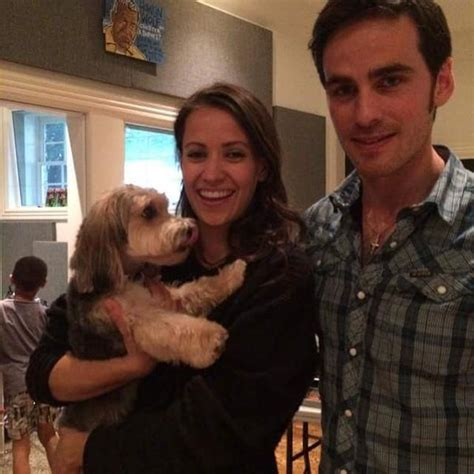 colin o donoghue the dust storm colin o donoghue and kristen gutoskie the dust storm