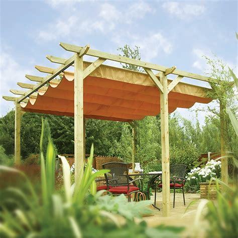 rowlinson verona pergola  canopy       elbec garden buildings