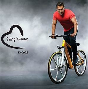 Salman Khan Launches Being Human Electric Cycle