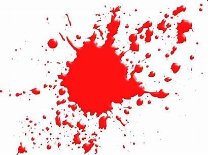 Blood Splatter Transparent Splash Clipart Cartoon Spatter