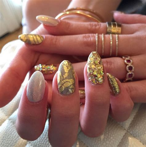 35 nail designs ideas design trends 35 fall nail designs and trends 2016 page 3 Unique