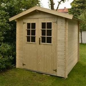 Abris De Jardin Bois 5m2 : abri et cabane bois pour jardin inf 5 m2 ~ Farleysfitness.com Idées de Décoration