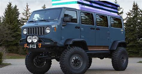 10 Tricked-out Adventure Campers You're Gonna Wish You Owned