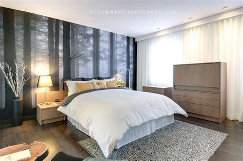 chambre des maitres moderne nouveau décor pour chambre des maîtres martine