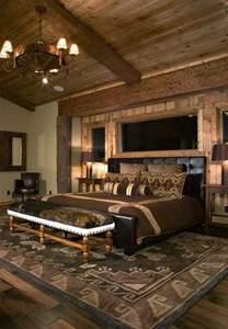 rustic home interior design rustic bedrooms design ideas canadian log homes
