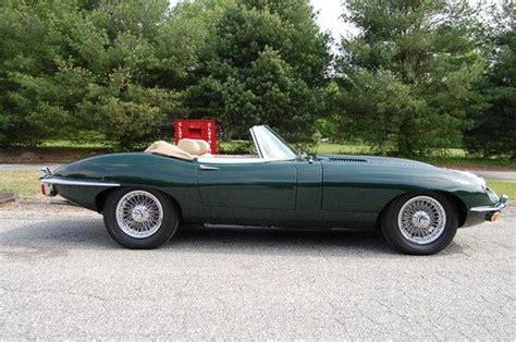 Jaguar Xke Restoration by Buy Used 1969 Jaguar Xke Roadster Beautiful Restoration