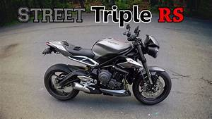 Street Triple 2017 : nouvelle moto pr sentation de la street triple rs 2017 youtube ~ Maxctalentgroup.com Avis de Voitures