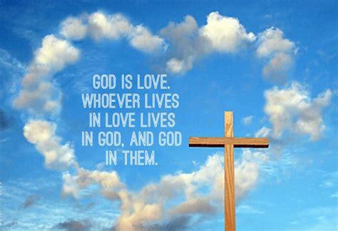 god  love  lives  love lives image