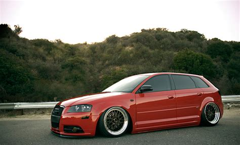 slammed audi slammed audi a3 archives stance is everything