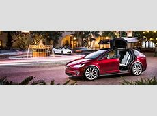 EarlyBuild Tesla Model X SUVs Face Quality Issues