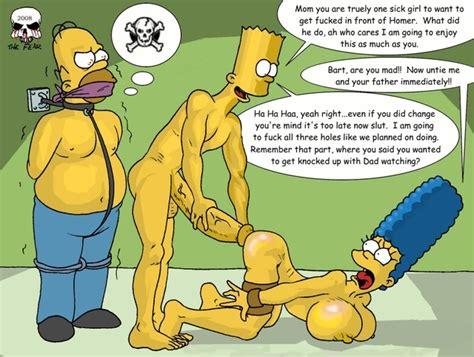 homer and marge bondage image 93353