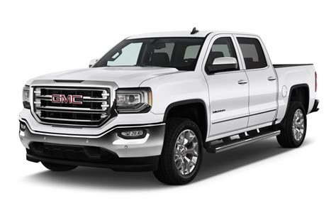 2017 Gmc Sierra 1500 Reviews And Rating  Motor Trend