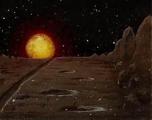 The Sun from Mercury by colemunrochitty on DeviantArt