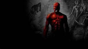 Rendered Beauty: Daredevil Comic Wallpaper