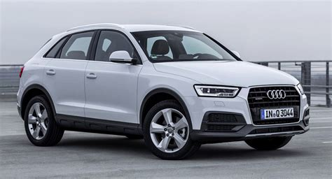 2019 Audi Q3 To Spawn Plugin Hybrid And Electric Variants