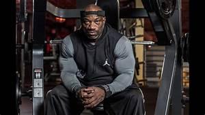 Dexter  U0026quot The Blade U0026quot  Jackson Shoulder Workout   Upcoming
