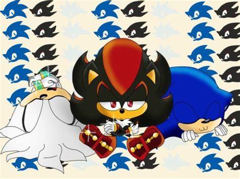 Sonic,Shadow,Silver,Mephiles favourites by sonadowclub543