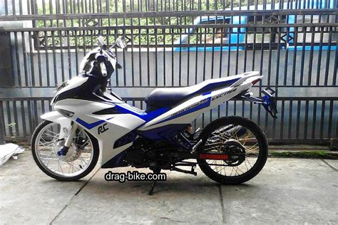 Variasi Jupiter Mx 135 by Foto Motor Drag Jupiter Mx 135 Onvacations Image
