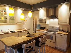 IKD Kitchen Favorite: The Cozy Family IKEA Kitchen