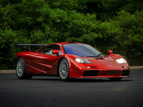 Rare Mclaren F1 'lm Spec' For Sale