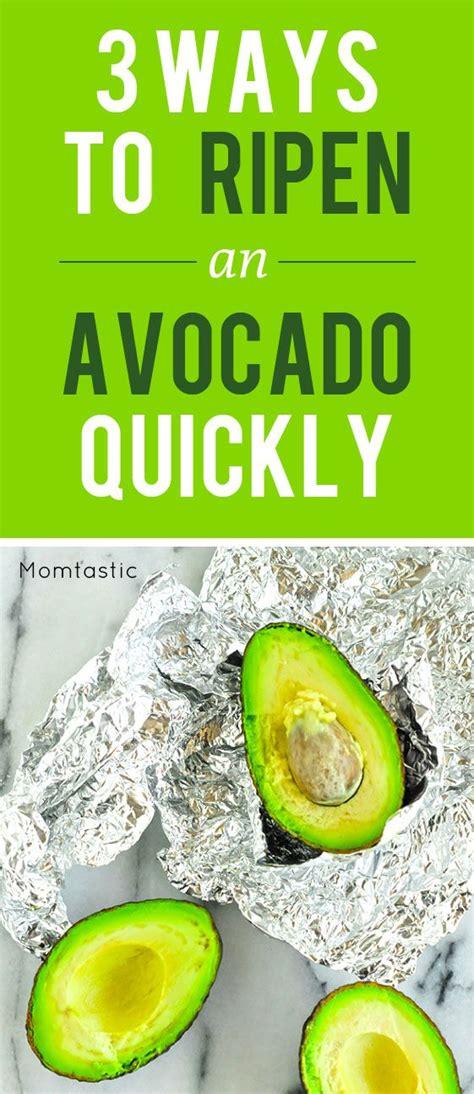 how to ripen avocados 3 crazy ways to ripen avocado quickly that totally work ripen avocado avocado and chang e 3