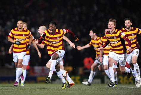 Soccer – Capital One Cup – Quarter Final – Bradford City v ...