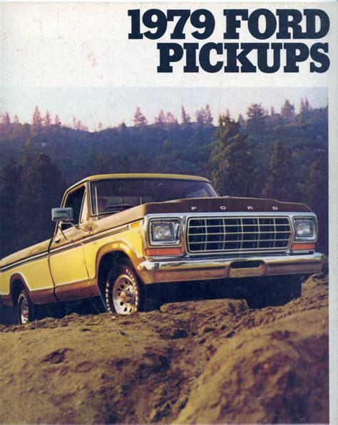 ford truck brochure