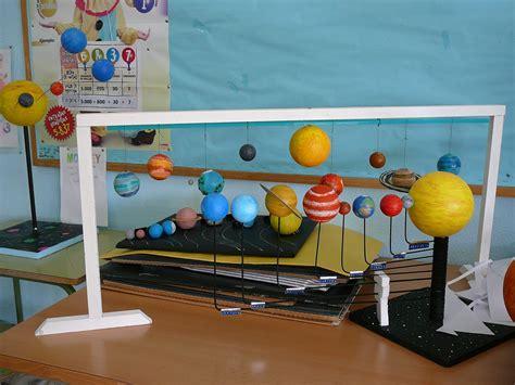maquetas primaria sistema solar ceip juan rico   maquetas del sistema solar