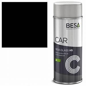 Peinture Noir Mat : peinture noir mat en bombe de 400ml ~ Carolinahurricanesstore.com Idées de Décoration