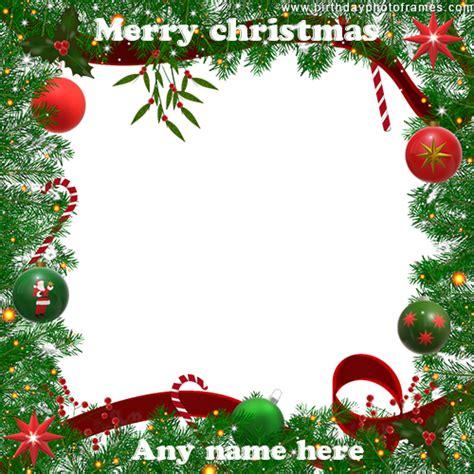 merry christmas card    photo edit