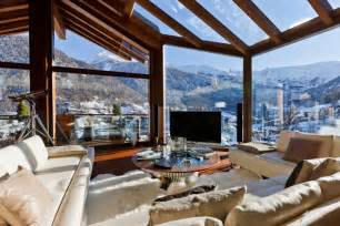 world of architecture 5 luxury mountain home with an amazing interiors in swiss alps - Mountain Home Interiors