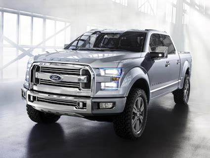 ford atlas hints  pickup truck future auto trends magazine