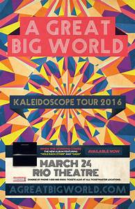 Contest 2 tickets to see A Great Big World at Rio Theatre ...