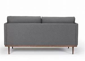 Canape Design Et Confortable : canap de cr ateur au design moderne et confortable kragelund ~ Teatrodelosmanantiales.com Idées de Décoration
