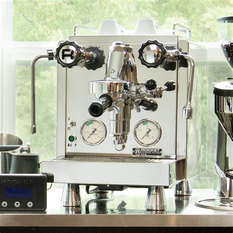 R 58 features dual independently operated pid controlled boilers allowing for optimum extraction of any coffee type or roast style. Rocket Espresso R58 Dual Boiler Espresso Machine (V2 - 2017) - Whole Latte Love