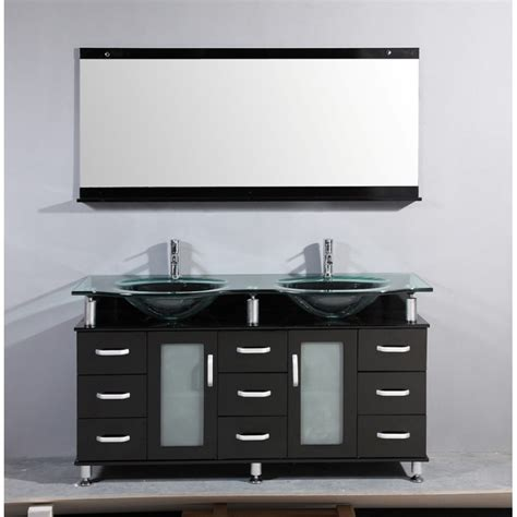 60 inch double sink vanity top a 60 inch bathroom vanity is the perfect compromise for