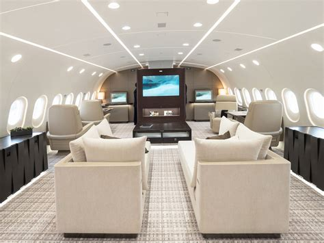boeing jet is flying luxury home business insider