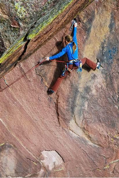 Climbing Fcc Flatirons