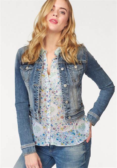 jeansjacke ohne ärmel ltb jeansjacke 187 destin 171 kaufen otto