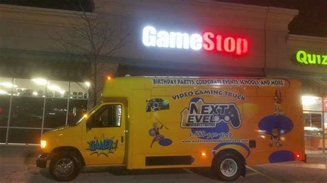 level video game truck home facebook