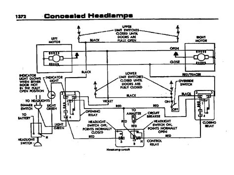 Dodge Headlight Relay Wiring Diagram by 1963 Chrysler Wiring Diagram Printable Worksheets And