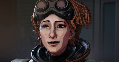 Get To Know Horizon In New Apex Legends Trailers Thegamer